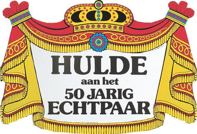 Brabantse middag voor gouden bruidsparen meierijstad for Gouden bruiloft versiering