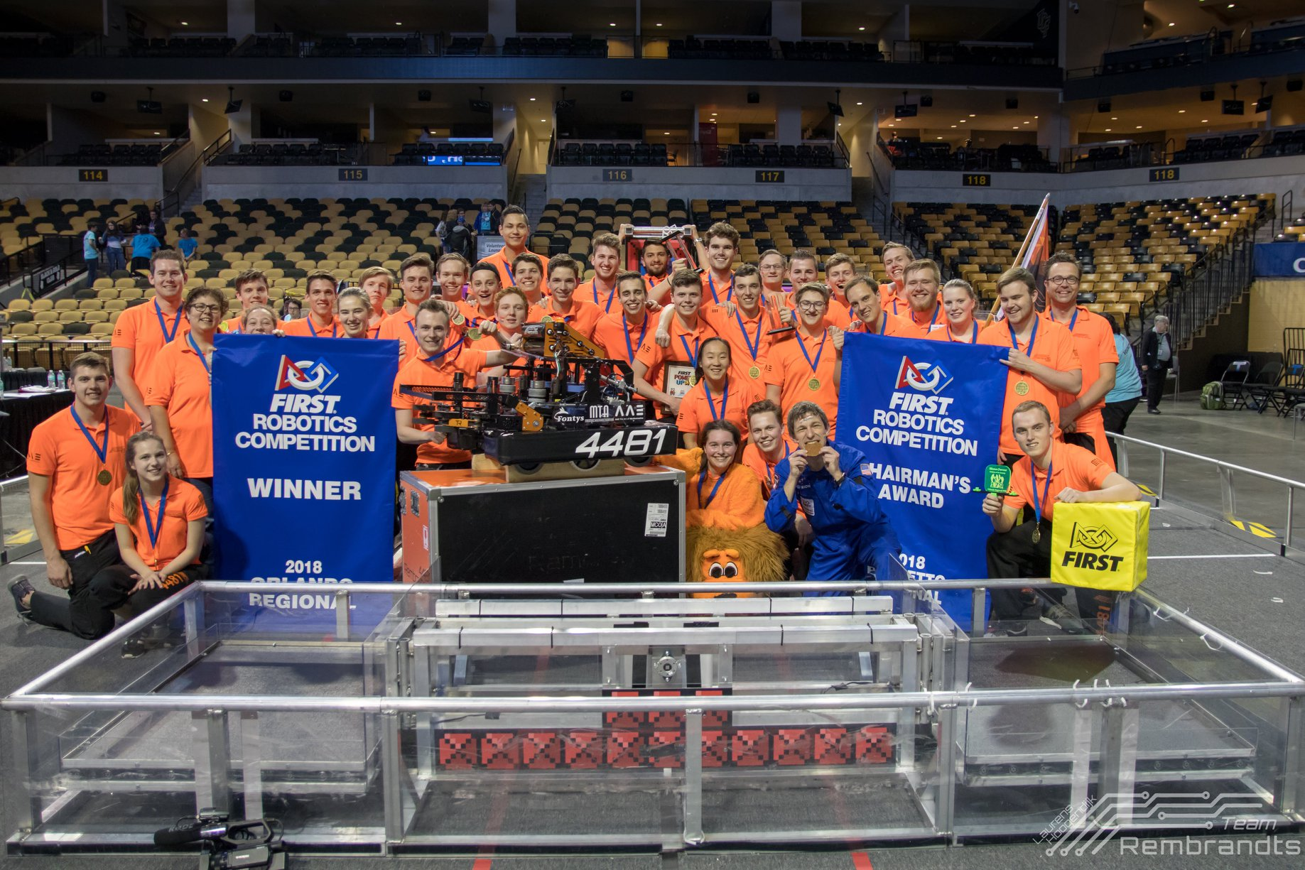 Leerlingen Zwijsen College winnen met Team Rembrandts en plaatsen zich voor WK - Meierijstad