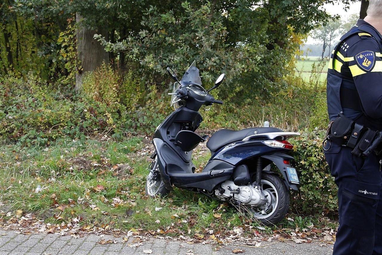 11-10-2018 Ongeval Koeveringsedijk Schijndel