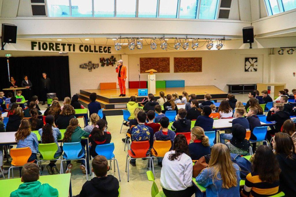 20-01-2020 Predicaat Excellente School Fioretti College 02
