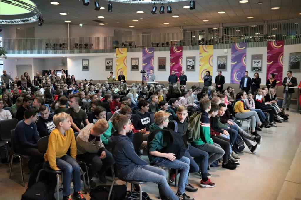 20-01-2020 Predicaat Excellente School Zwijsen College 02