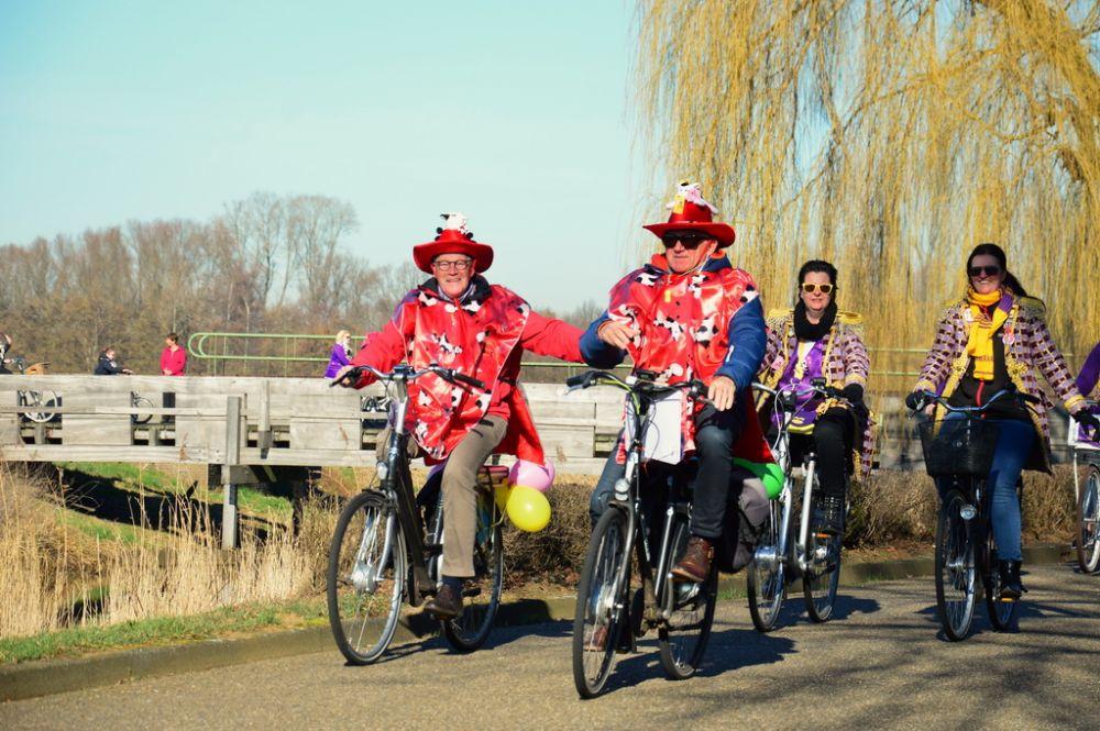 02-02-2020 Ludieke fietstocht 01