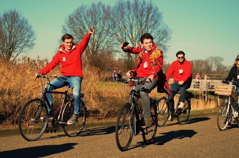 02-02-2020 Ludieke fietstocht 02
