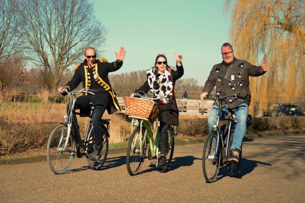 02-02-2020 Ludieke fietstocht 03