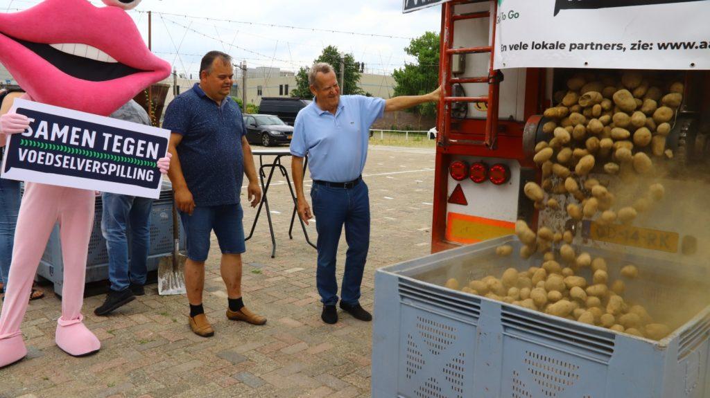 Startschot aardappelactie