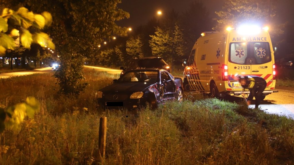 30-06-2020 Eenzijdig ongeval Corridor Veghel 03