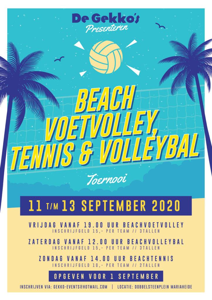 beach sports algemeen 2020