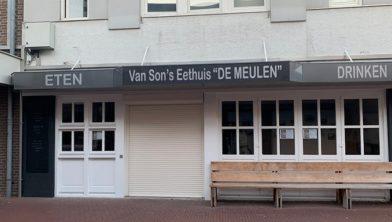 Op 1 oktober a.s. opent Louisa in dit pand in Veghel , Eethuis Tante Loes.