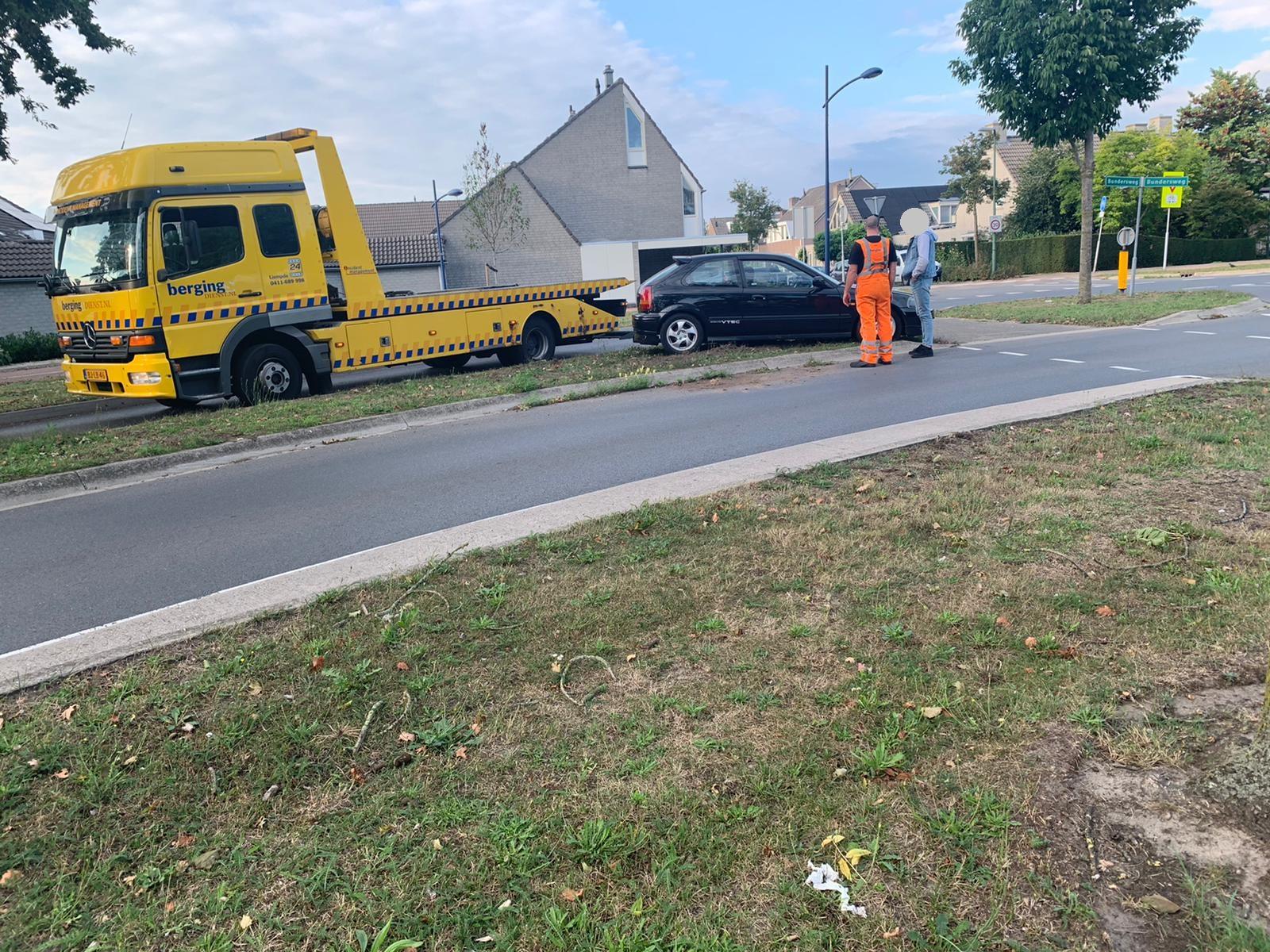 29-08-2020 Eenzijdig ongeval Bunderweg Veghel 05