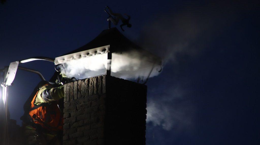 06-10-2020 Schoorsteenbrand Schijndel 02