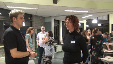 In gesprek met Henriette Hertoghs, één van de organisatoren van de reünie