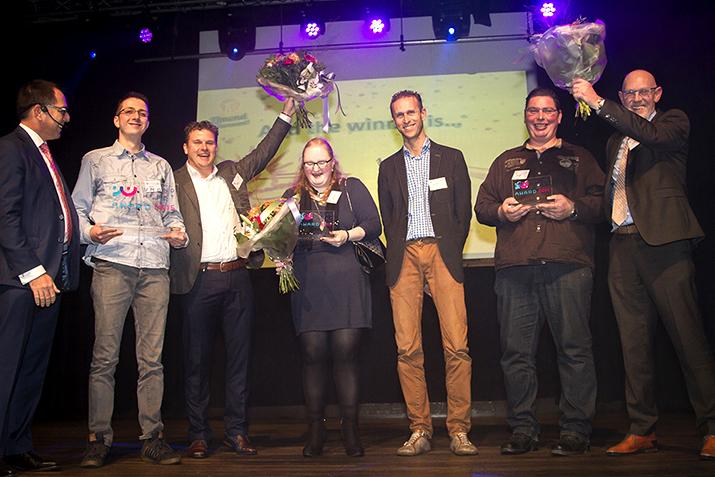 award IJmond Werkt
