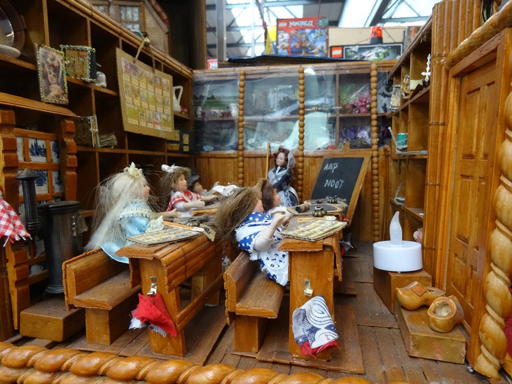 Miniatuurhuisjes - Bazaar3
