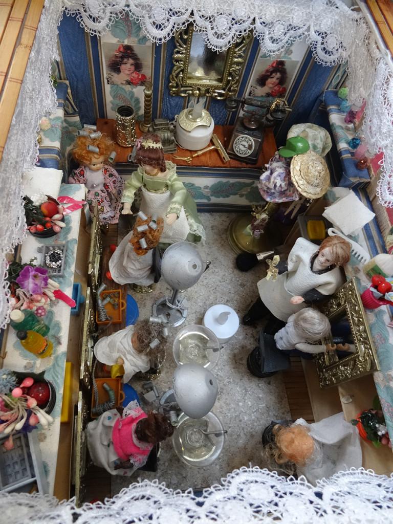 Miniatuurhuisjes - Bazaar7