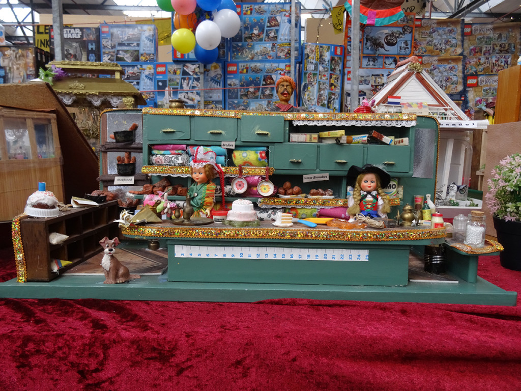 Miniatuurhuisjes - Bazaar8