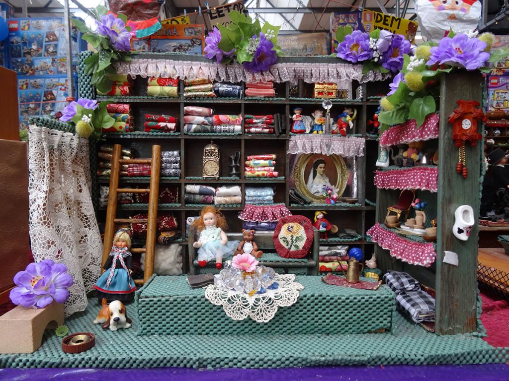 Miniatuurhuisjes - Bazaar9
