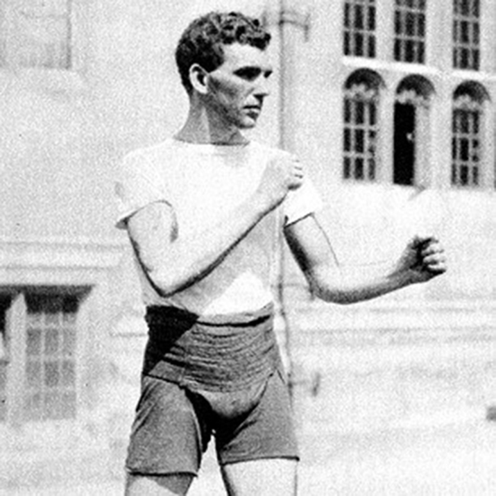 Harry Malin, Olympisch kampioen in 1920 en 1924 (foto: Wikipedia)
