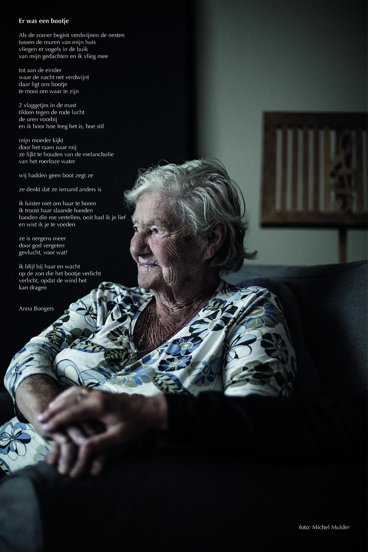 Wonderbaar Dichter bij dementie' nog tot uiterlijk 12 oktober te bewonderen TM-52