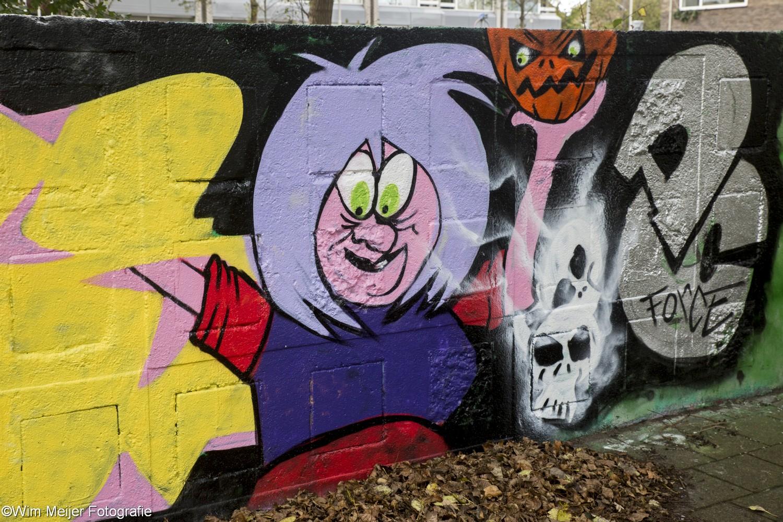 Halloween Utrecht 31 Oktober.Beverwijk Klaar Vooor Halloween