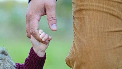 Vaderdag hand-in-hand met 8 andere 'Dagen van...