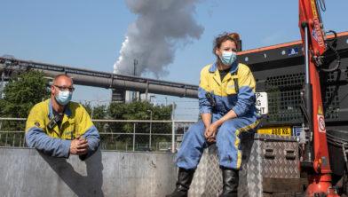 Nu écht witte rook na accoord vakbonden en Tata Steel