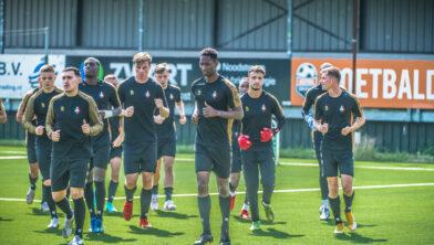 Telstar  in voorbereiding op nieuwe seizoen nog niet succesvol in oefenwedstrijden