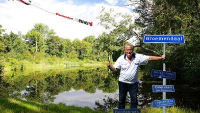 Foto voor het Brouwerskolkje te Overveen