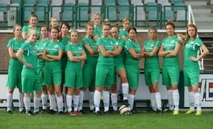 Baronie 1 damesvoetbal