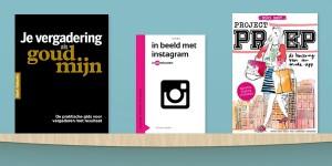 Boekentips: Vergaderen, Instagram en Project Prep