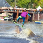 Wakeboard show haven Breda