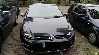 VW Golf voorkant