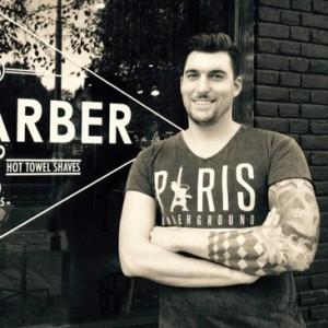 Casper van Big Barber