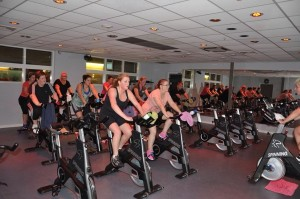 Spinning training Prinsenbeek