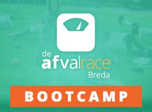 De Afvalrace Breda bootcamp