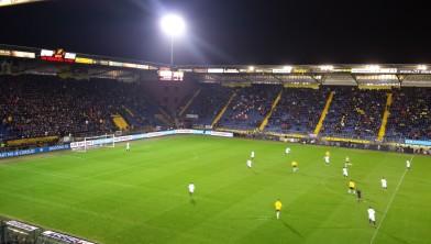 NAC houdt de punten in winderig Breda
