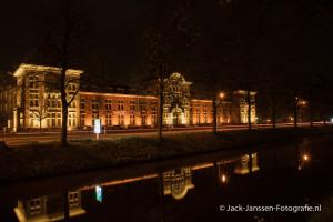 Mark Wilhelminasingel Florijn College avond