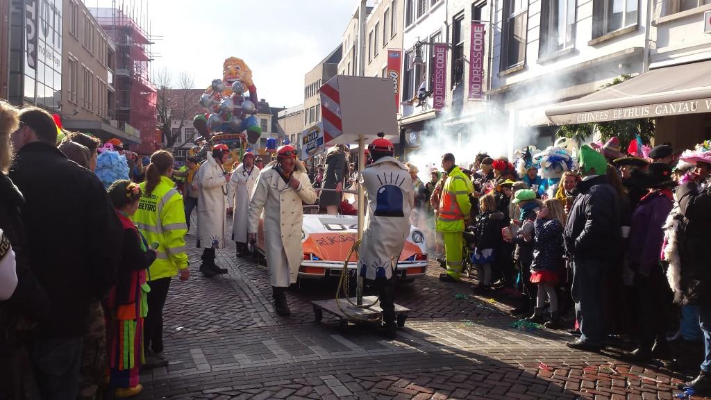 carnaval breda