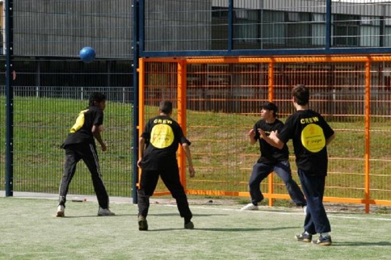 Renovatie Cruyff Court NAC Breda aan de Hamdijk - Breda nieuws