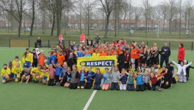 Deelnemers Cruijff Courts 6 vs 6