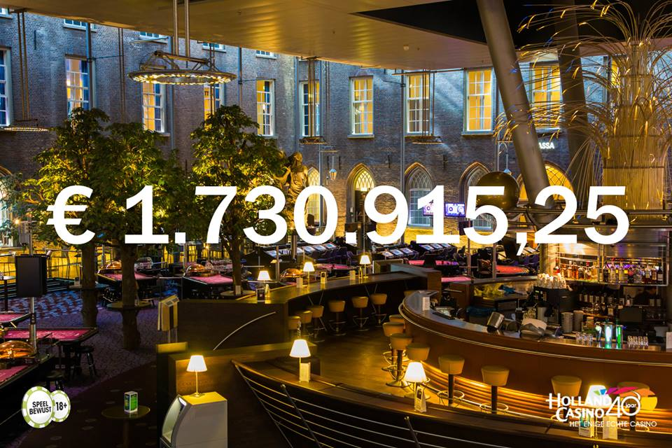 Holland Casino Breda Poker