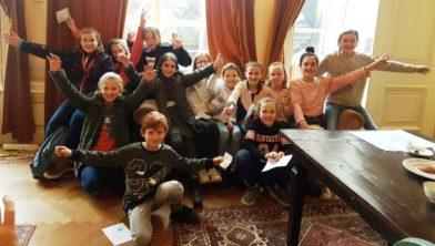 Onze jonge toekomstdenkers