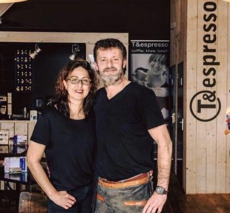 Patrick & Bertilia T&Espresso