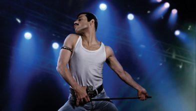 Rami Malek as the rock icon Freddie Mercury in the upcoming 20th Century Fox/New Regency film