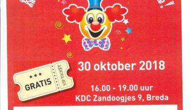 Kom naar ons circus