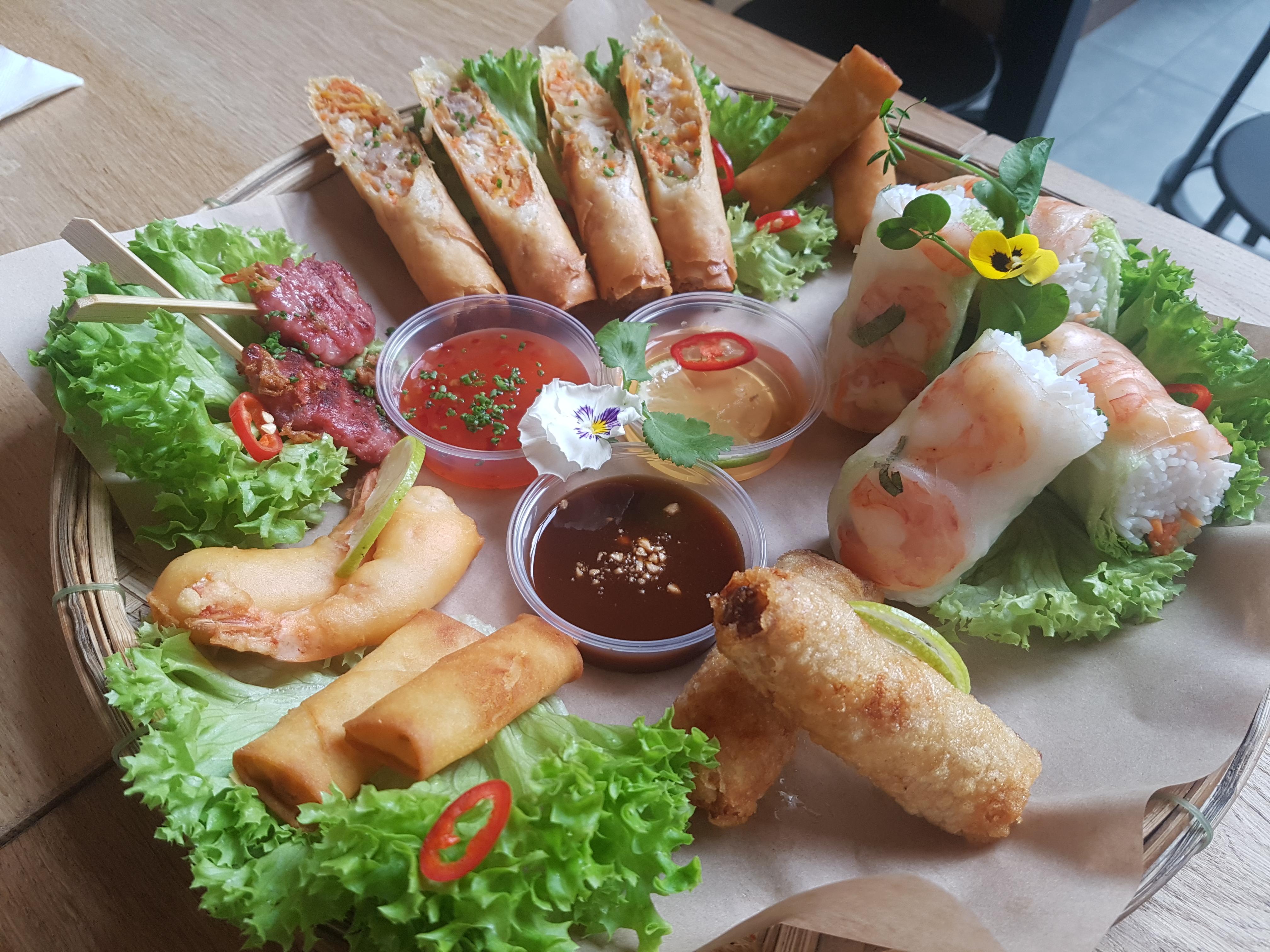 foodhall sushi Breda