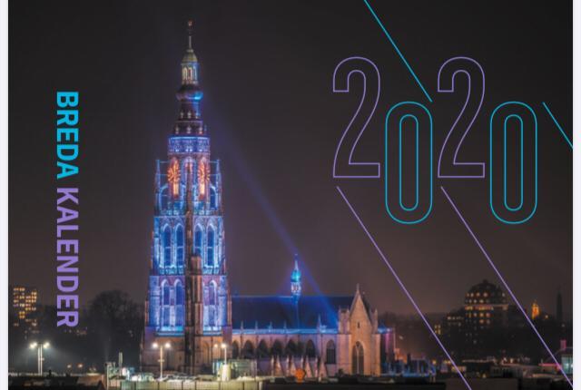 Breda kalender 2020