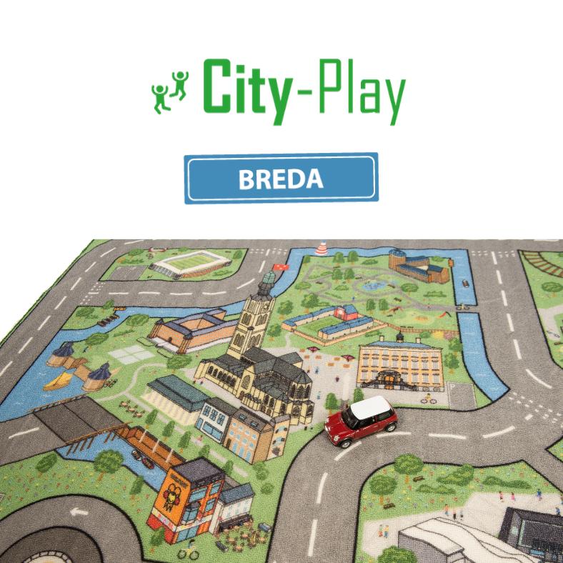 speelkleed Breda plattegrond