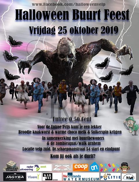 Halloween Velp