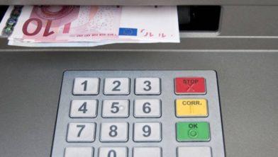Pinautomaat ter illustratie