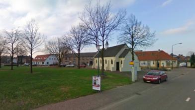 Centrum Gastel. Met de St. Corneliuskapel